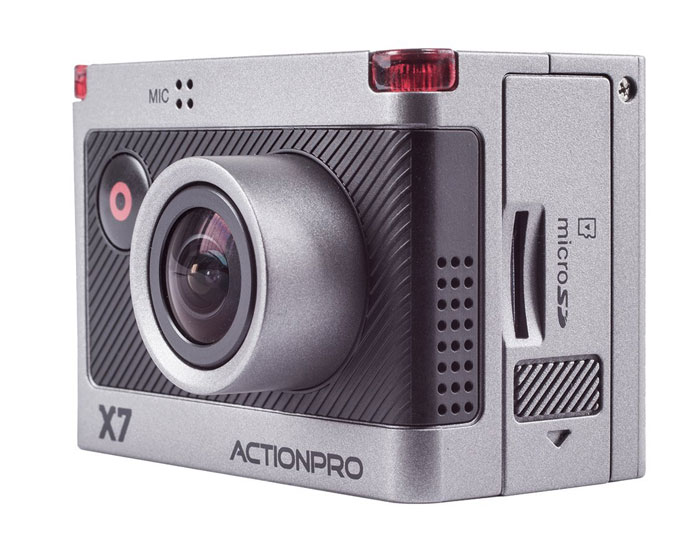 Actionpro X7 Test