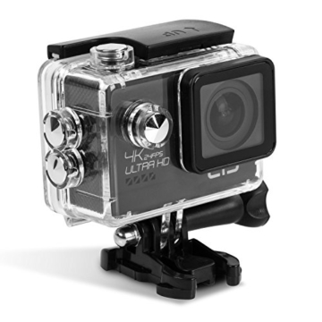 ELE CAM Explorer Elite Action Cam im Gehäuse