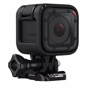 GoPro HERO4 Session Kamera Ansicht von Links