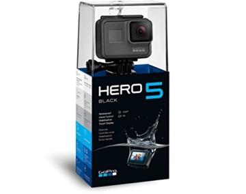 GoPro HERO5 Black Action Kamera  mit Verpackung