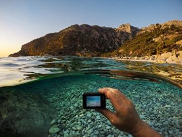 GoPro HERO5 Black Action Kamera im Einsatz
