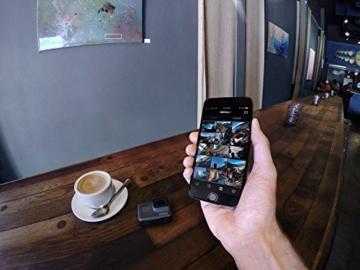 GoPro HERO5 Black Action Kamera  mit Fernbedienung